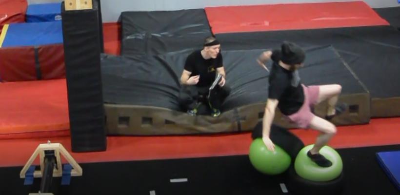 Aussie Ninja at ApexNorCal