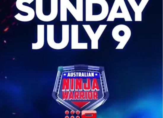 Australian Ninja Warrior July 9th
