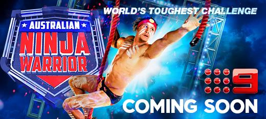 Australian Ninja Warrior Season 2 Audition Dates?