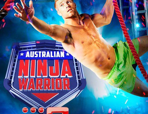 Australian Ninja Warrior Date Reveal