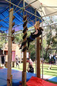 Australian Ninja Warrior Semi Finalist Georgia Bonora