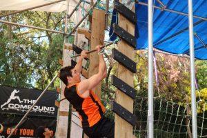 Australian Ninja Warrior Semi Finalist Jake Baker
