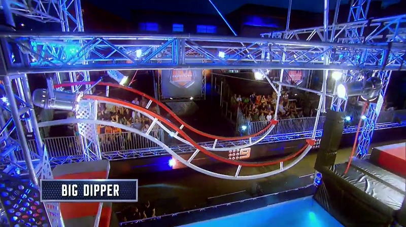 Australian Ninja Warrior Season 1 Grand Final Big Dipper