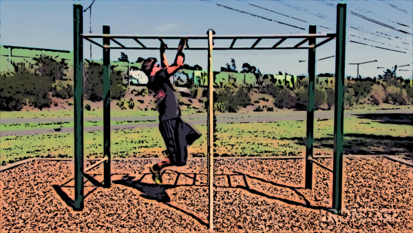 3 exercises for Australian NInja Warrior