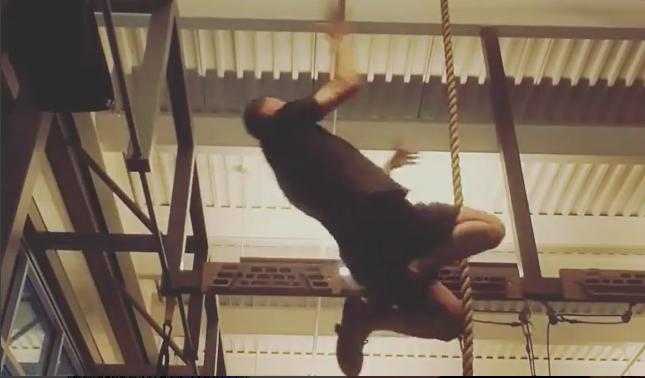 Adam Waring - Rope Jump