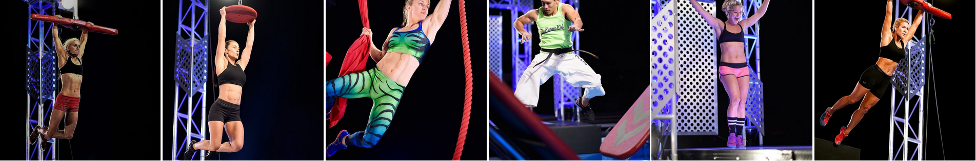 Australian Ninja Warrior Competitors