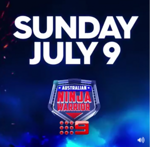 Australian Ninja Warrior July 9th