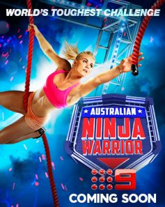 Australian Ninja Warrior coming soon!