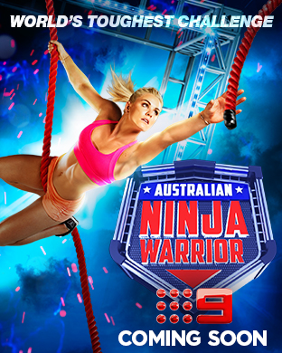 Australian Ninja Warrior coming soon!