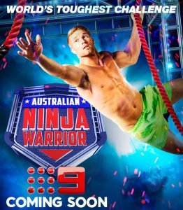 Australian Ninja Warrior Date Reveal
