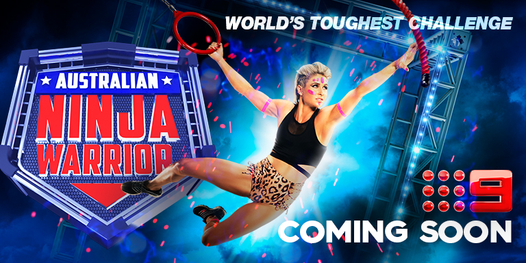 Australian Ninja Warrior Expected Viewing Schedule