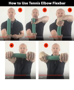 FlexBar for Tennis Elbow