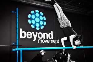 Ninja classes at Beyond Movement