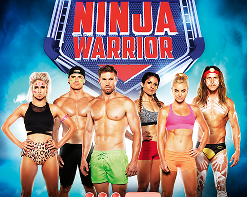 Australian Ninja Warrior Premieres Tonight!