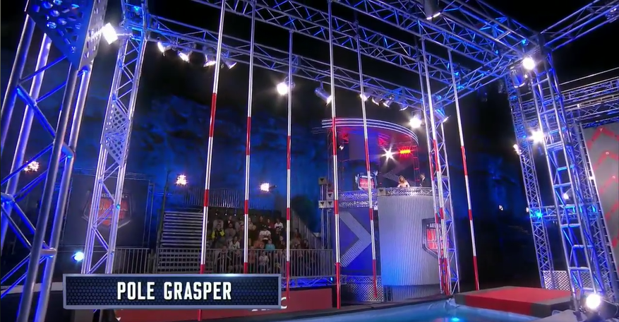 Australian Ninja Warrior Season 1 Episode 6 Pole Grasper