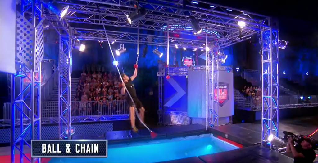 Australian Ninja Warrior Season 1 Episode 3 Ball & Chain