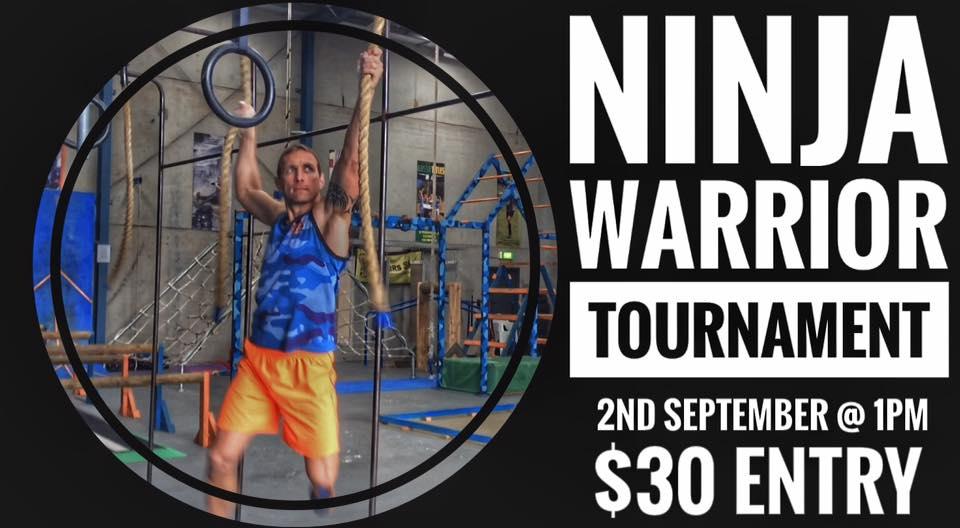 OCRS Ninja Tournament