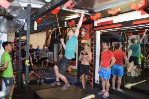 Sydney Ninja Warrior Games near Total Victory
