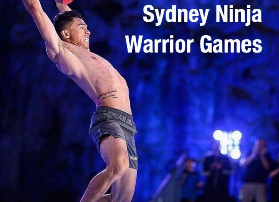 Sydney Ninja Warrior Games