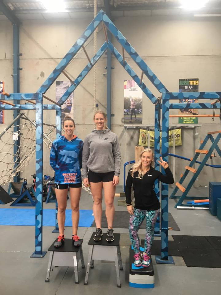 NNL Season 1 Round 1 - Top female finishers