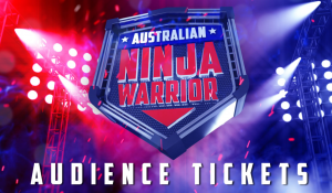 Audience Tickets for Australian Ninja Warrior Season 2